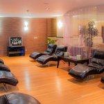 "Lounge area at SPA-center ""Bali"""