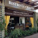 Bistro le Crillon : French Provencal & Italian Specialties