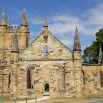 Old Church Port Arthur