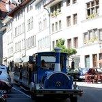 Petit train de Fribourg