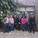 Hospitable hosts in Hanoi