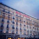 Bel hôtel typique