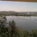 perfect view of the nile