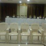 JALSA - Banquet hall well sitting arrangement and dinning facility