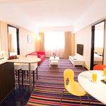 Apartelle Suite