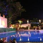 New Year Celebration (swimming pool)