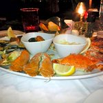 Seafood Platter at Bellini Italian Restaurant-Gorgeous!