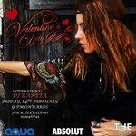Valentine's Day with DJ Raketa at Aqua,The Park New Delhi