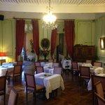 Premier salon du restaurant