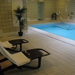 Enjoy our swimming pool