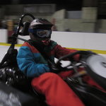 Extreme Ice Karting in Verbier
