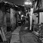 a neighborhood alley