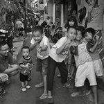neighborhood kids