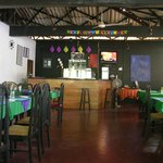 Guestroom inside an Bar