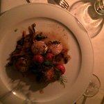 Coquilles Saint-Jacques - a delight