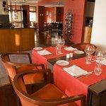 Restaurante do hotel com Buffet´s de comida tipicamente portuguesa