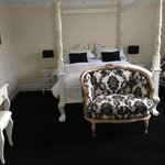 Our Luxury Four Poster Room