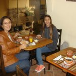Sala do cafe da manha