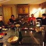 samen dineren