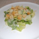 pass this boring, small portion cesear salad