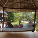 Pepo house swing beds