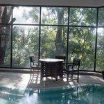 Gokarna Forest Resort, бассейн, СПА