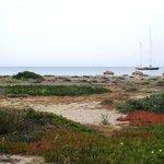 Beach - 2 minutes walk from Paravatos Studios