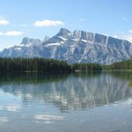 Two Jack Lake-10 minute drive away!
