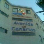 Avenida de Canarias hotel