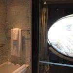 Окно в ванной - это свежо!