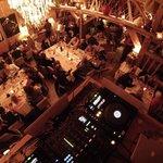 Salle du restaurant - Vue du DJ