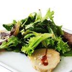 Salade gourmande (entrée)