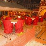 Hotel Umaid Bhawan - The Terrace Restaurant