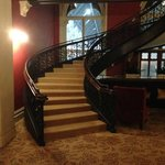 Magnificent Staircase from Chambers Club