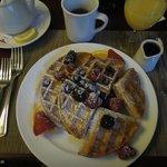 My great breakfast