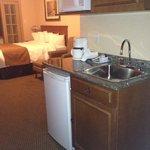 small kitchenette