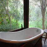 the cleopatra bath with a view!