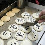 Sunday morning blueberry pancakes