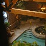 Pillar & Post Indoor Pool Area