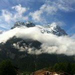 Eiger mount جبل eiger