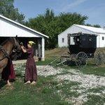 Graber Farm Tour is popular tourist attraction.