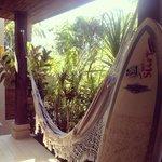 Hammock & Surfboard