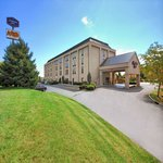 Hampton Inn hotel in Clinton, NJ