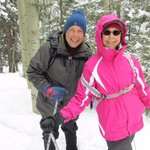 Snowshoeing with Outspire in Santa Fe
