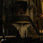 Anjo da base do púlpito