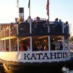 Katahdin Boat Cruise of Moosehead Lake