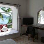 Chambre avec vue sur la baie