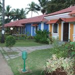 Bedroom houses/suites