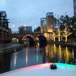 Waterway - dusk