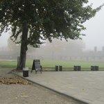 08:00 туманное октябрьское утро